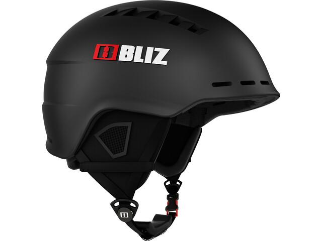 Bliz Head Cover MIPS Helm, zwart/wit